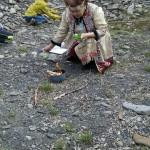 В эвенском селе Себян-Кюель возродили обряд встречи первой воды и перелетных птиц