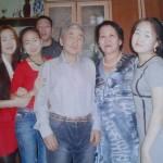Живет такая семья