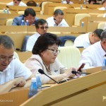 Депутаты единогласно утвердили рекомендации парламентских слушаний об этнологической экспертизе